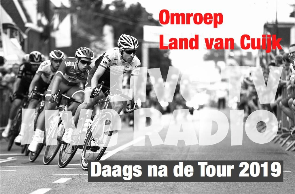 Daags na de Tour 2019
