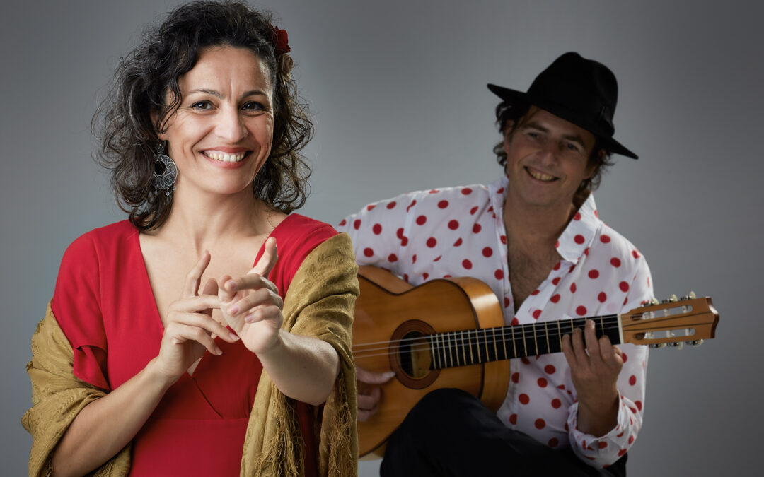Spaans gipsy zomerconcert, Kloster Graefenthal