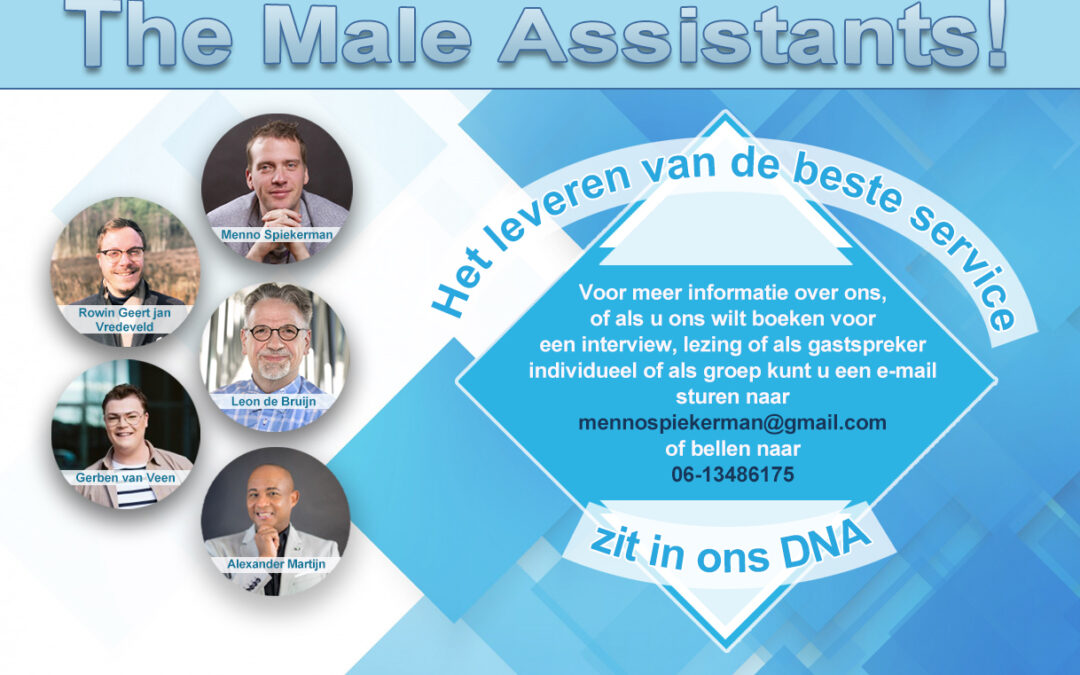 The Male Assistants opgericht